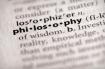 Dictionary Series - Philosophy: philosophy