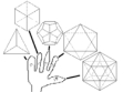 five solids