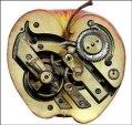 mechanical apple