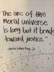 The Arc of the Moral Universe