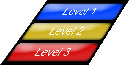 Image result for 3 levels